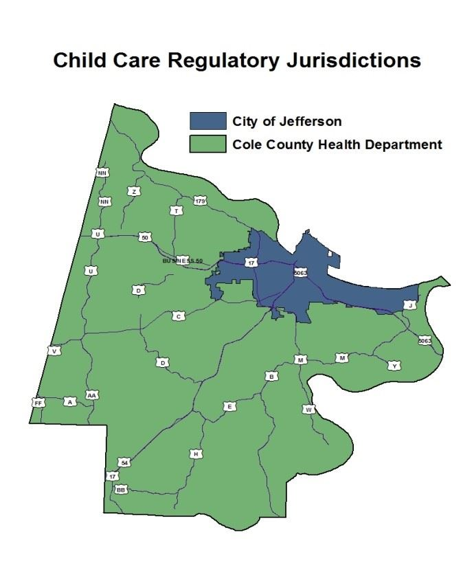 Childcare Map