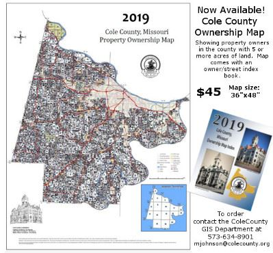 GIS/Mapping | Cole County, MO