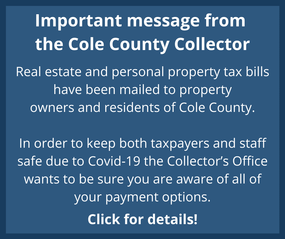 Collector Tax Payment Info