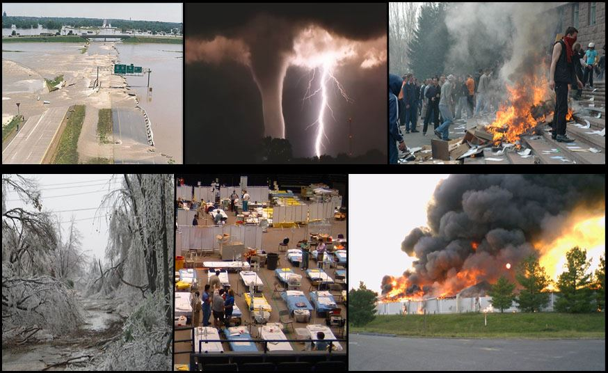 Images of Disasters