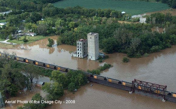 Osage City Flood