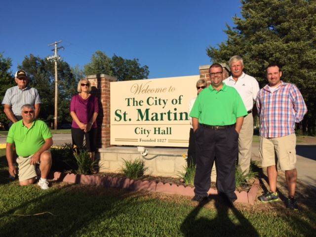 City of St Martins City Hall